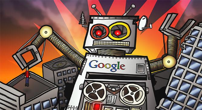Les robots Google arrivent bientôt. Oui oui vraiment !