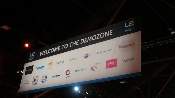 LeWeb c'est aussi le concours des startups