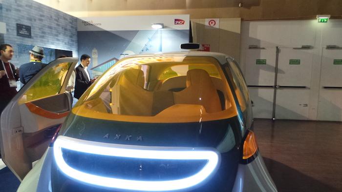 La voiture du future de AKKA Technologies