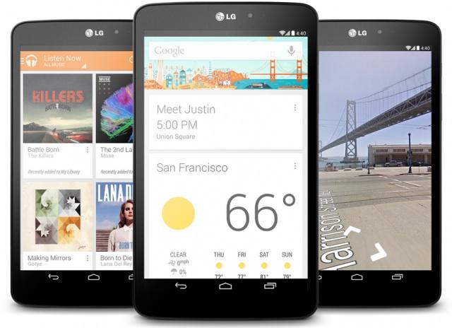 LG publie le code source de sa version Google Play Edition de sa G Pad 8.3