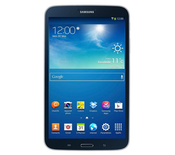 Noël 2013 : une Samsung Galaxy Tab 3 de 8 pouces offerte par Pixmania