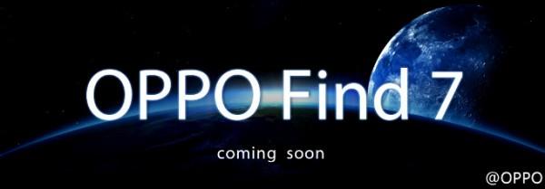 Oppo Find 7 pourrait ressembler aux smartphones phare de 2014