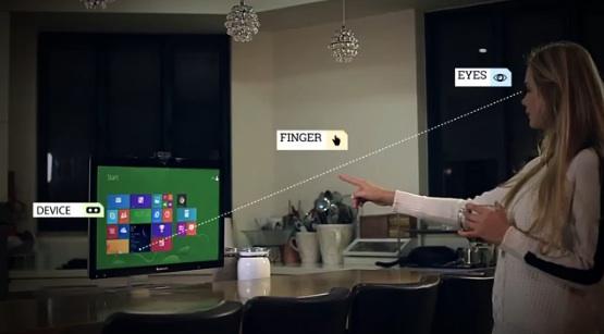 Oubliez les smartphones, PointGrab veut contrôler vos appareils avec des gestes