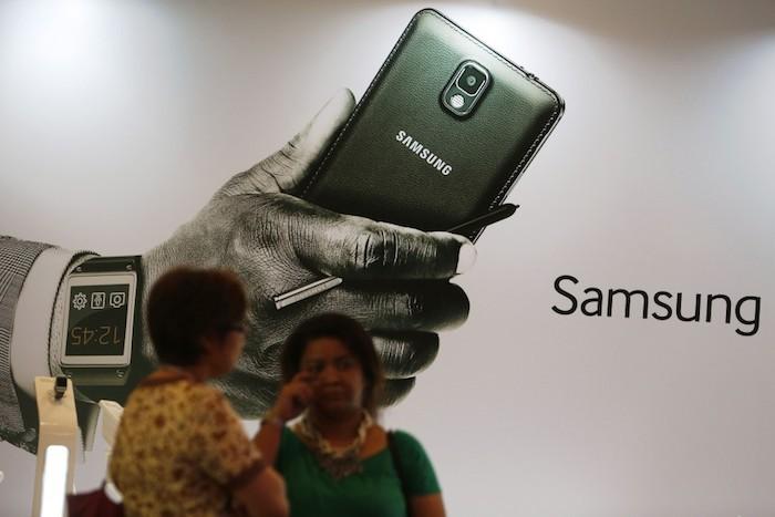 Samsung pourrait dévoiler une Galaxy Gear 2 et un Galaxy Band au MWC 2014