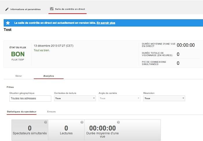 YouTube étend la diffusion en direct à toutes les chaînes