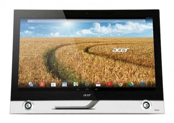 Acer dévoile le PC tout-en-un TA272 HUL de 27 pouces sous Android