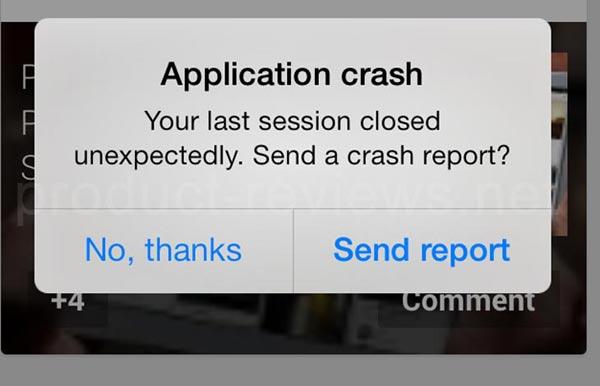 Apple promet de corriger les bugs de iOS 7 provoquant des plantages aléatoires