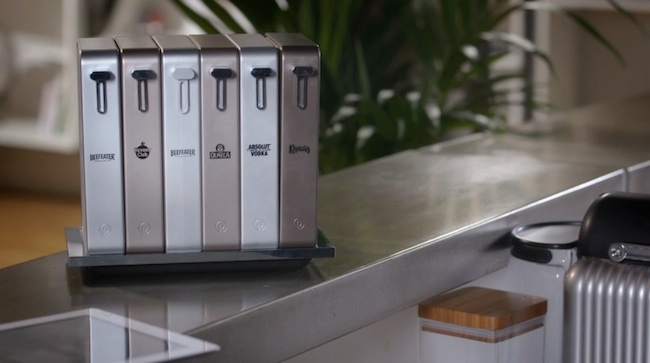 Ce 'Projet Gutenberg' de Pernod Ricard réinvente l'expérience du cocktail