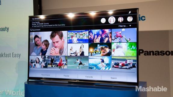 Mozilla a conclu un partenariat avec Panasonic pour promouvoir Firefox OS sur Smart TV