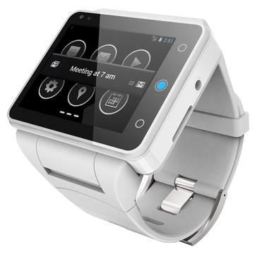 CES'14 : la Neptune Pine, une smartwatch volontairement ...