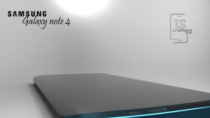 Concept du Galaxy Note 4 - 1