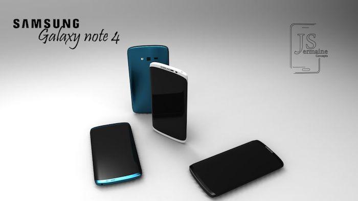 Concept du Galaxy Note 4 - 2