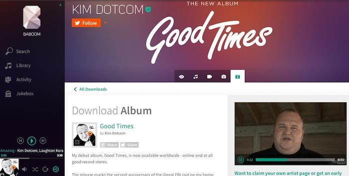 Baboom - Télécharger les albums gratuits