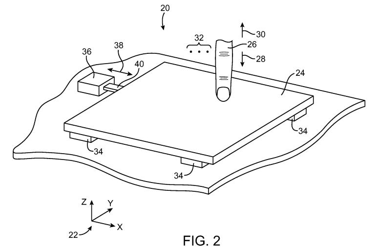 Les futurs MacBook pourraient embarquer un trackpad sans bouton
