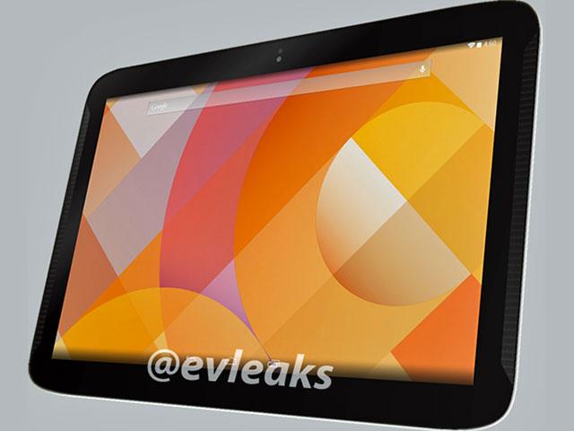 Nexus 10 : les images de presse d'hier sont infondées