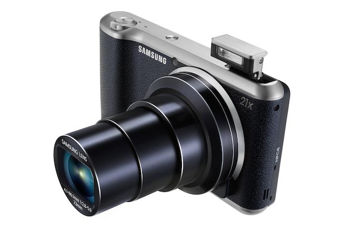 Samsung dévoile son Galaxy Camera 2, un appareil photo avec Android 4.3