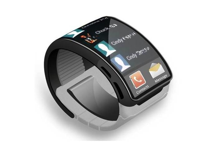 L'écran OLED flexible pourrait réellement révolutionner la montre