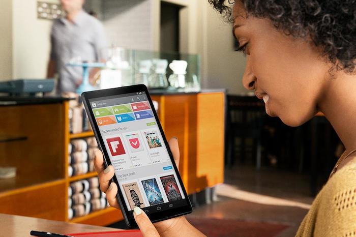 Google pourrait introduire la Nexus 8 et Android 4.5 en juillet