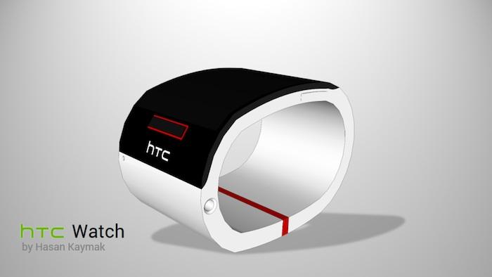 HTC lancerait bien une smartwatch d'ici la fin de l'année