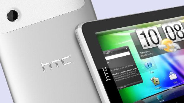 HTC serait en train de développer une tablette pour Google