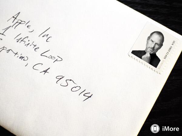 L'USPS prêt à lancer un timbre à la mémoire de Steve Jobs en 2015