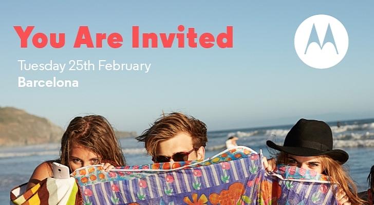 Motorola tiendra un évènement le 25 février pour le MWC 2014