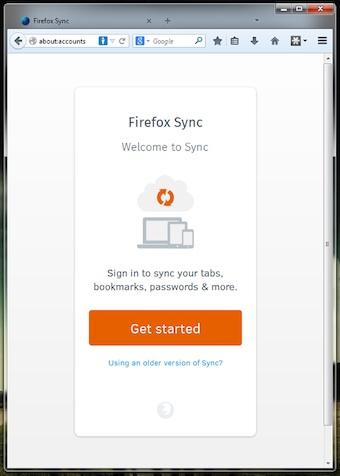 Mozilla teste la connexion par login sur Firefox