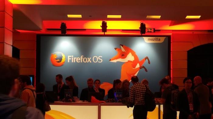 MWC'14 : Firefox OS revient avec de nouveaux appareils, dont un à 25 dollars