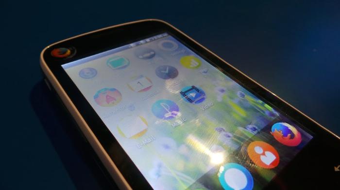 Le smartphone Firefox OS à 25 dollars