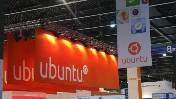 Ubuntu au MWC 2014