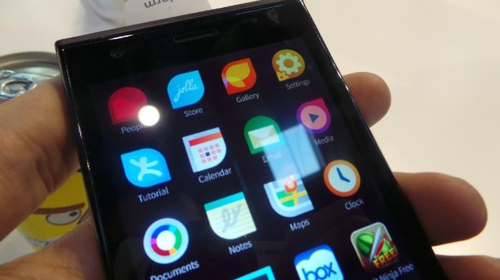 Les applications Android pourront se retrouver sur Sailfish OS