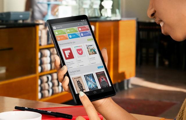 La Nexus 8 a déjà fait beaucoup parlé d'elle