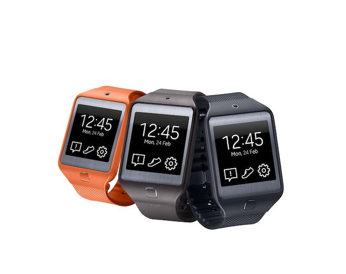 Tizen sera le système d'exploitation des deux montres Gear de Samsung