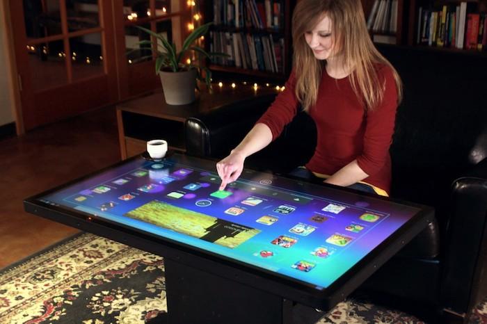 Voici la table à café que tout open space aimerait avoir à l'avenir