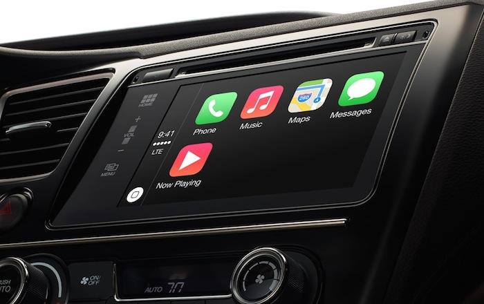 iOS 7.1 introduit CarPlay