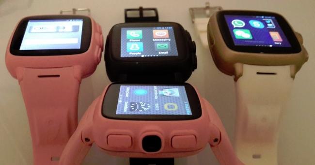 La Omate TrueSmart Elegance est une smartwatch entièrement sur Android