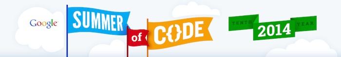 Google Summer of Code 2014, le dixième anniversaire