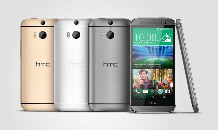 HTC One (M8) : il est désormais officiel