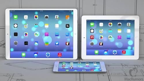 ipad pro apple n 39 est pas pr t pour sa tablette de 12 pouces. Black Bedroom Furniture Sets. Home Design Ideas