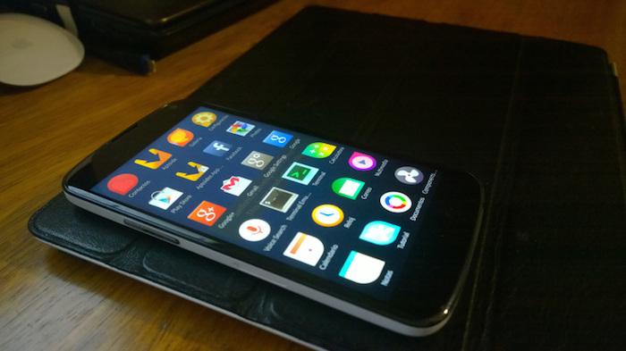 Jolla dévoile Sailfish OS pour le Google Nexus 4