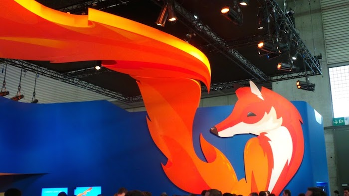 Mozilla a fait forte impression au MWC 2014