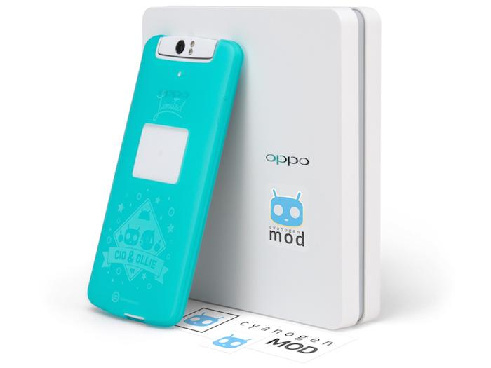 Oppo N1 Mini : une version mini serait publiée en mai ou juin