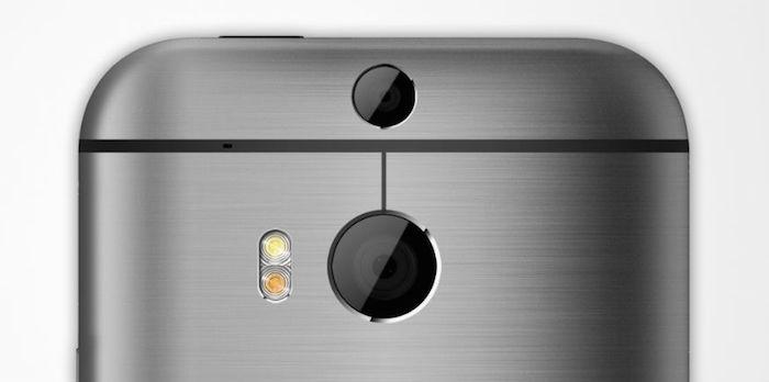 HTC One M8 : Duo Caméra