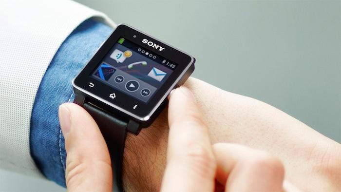 Sony a bien l'intention de garder son OS SmartWatch