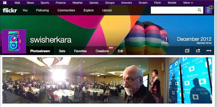 Une autre refonte de Flickr est en cours