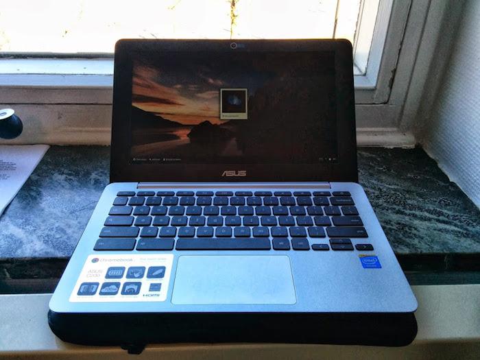Asus Chromebooks C200 et C300