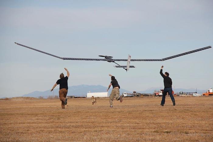 Google acquiert la société de drone Titan Aerospace