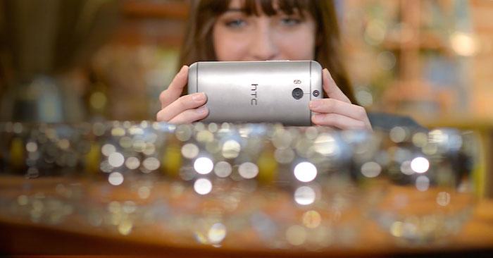 Duo Caméra du HTC One M8
