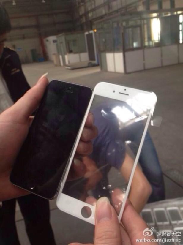 iPhone 6 : un smartphone sensiblement plus grand