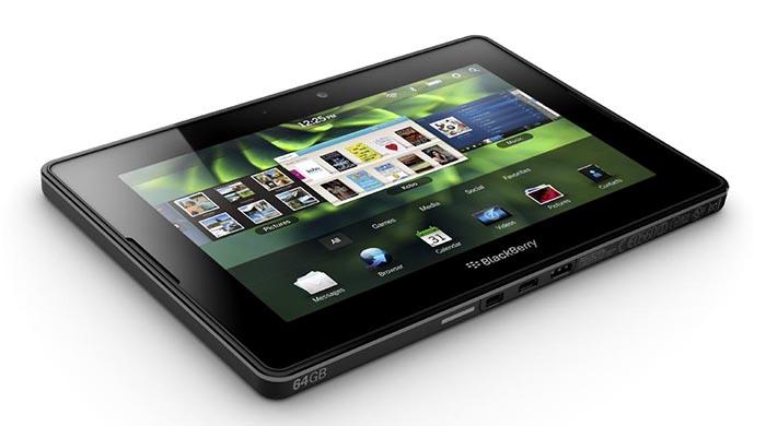 La prochaine tablette de BlackBerry pourrait viser les entreprises
